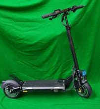 "In stock UK New Electric E-Scooter Folding 600W Pro Spec 48kph 10"" wheels"